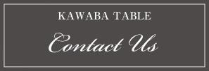 KAWABA TEBLE contact お問い合わせ